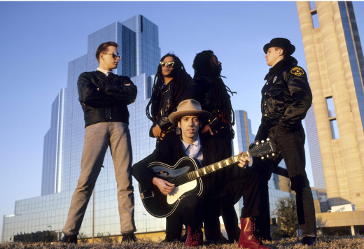 Big Audio Dynamite, circa 1985