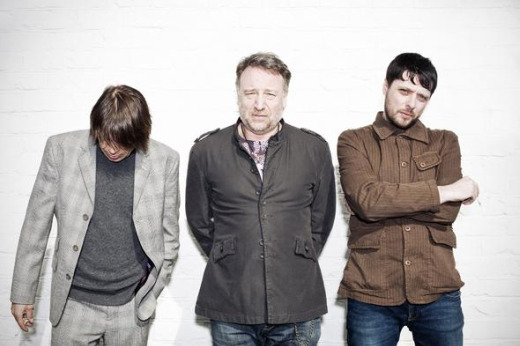 Freebass, circa 2010 (Gary Mounfield, Peter Hook Gary Briggs)