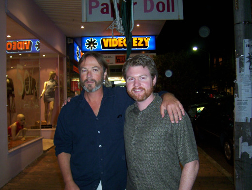 The Church's Steve Kilbey and Robert Lurie, circa 2003
