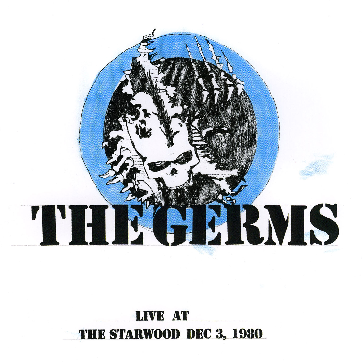 The Germs' final concert with Darby Crash featured on 'Live at the Starwood'