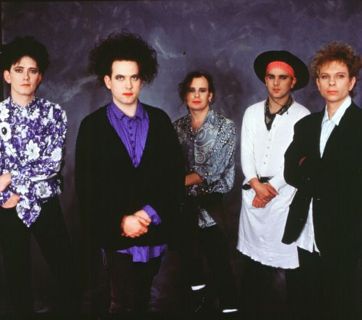 The Cure launches 'Disintegration' website, streams 20 unreleased demos, live tracks