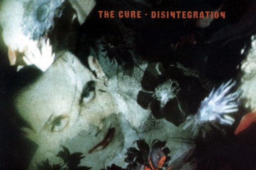 The Cure, 'Disintegration' (cropped)