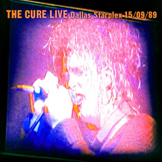 The Cure, 'Live in Dallas'