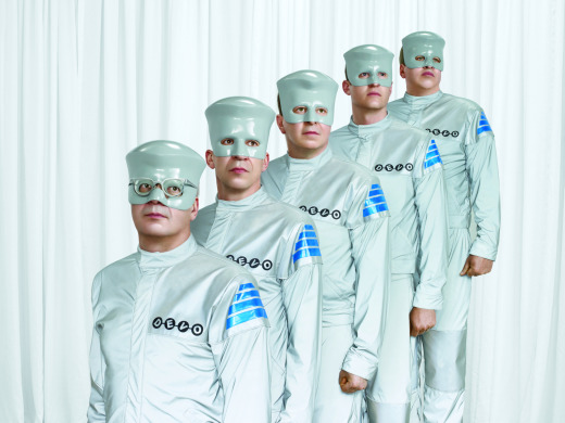 Devo announces tracklist for 'Something for Everybody,' first new album in 20 years