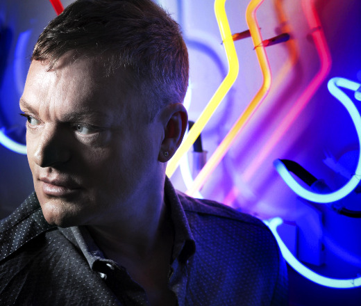 Q&A: Erasure's Andy Bell on 'Non-Stop' solo album, working with his 'hero' Vince Clarke