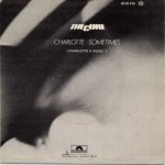 The Cure, 'Charlotte Sometimes'