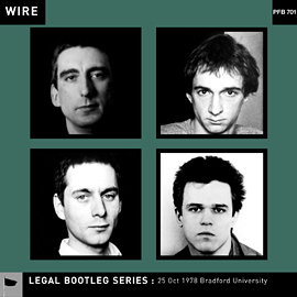 Wire announces 'Legal Bootleg Series,' preps 12th studio album for January release