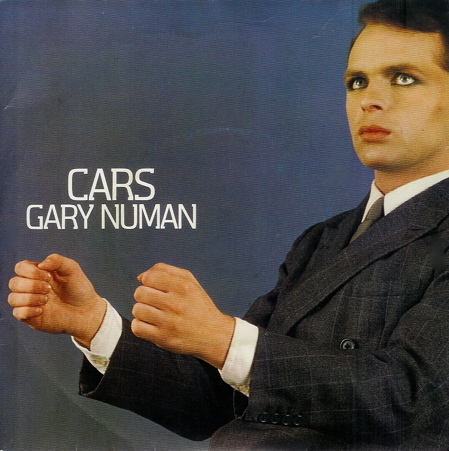 Video: Gary Numan plays 'Cars' on 24 actual cars in new DieHard battery commercial