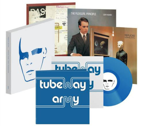 Gary Numan + Tubeway Army '78/79 Box Set' collects first 3 albums on remastered vinyl