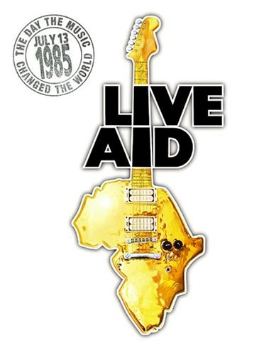Milestones: U2 at Live Aid 25 years ago today