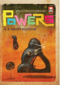 Andy Partridge, 'Powers'