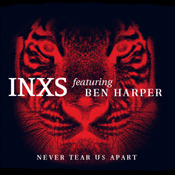 Audio: Hear Ben Harper join INXS for new recording of 1987′s 'Never Tear Us Apart'