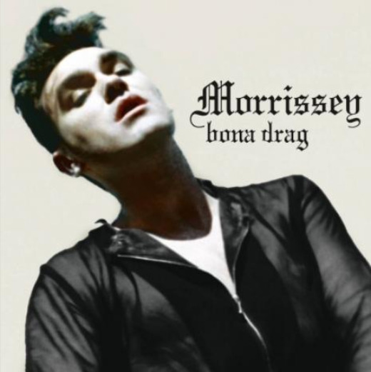New cover art revealed for Morrissey's 'Bona Drag' expanded 20th anniversary reissue
