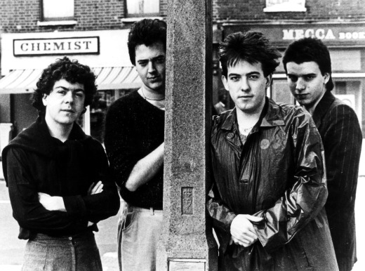 Lol Tolhurst: The Cure's Robert Smith at work on 'Mixed Up,' 'In Orange,' BBC sets