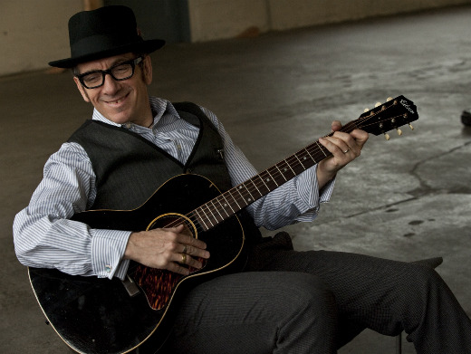 Elvis Costello's 'National Ransom' due Nov. 2, features Vince Gill, T Bone Burnett