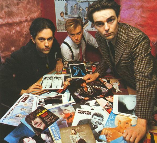 Heaven 17, circa early '80s