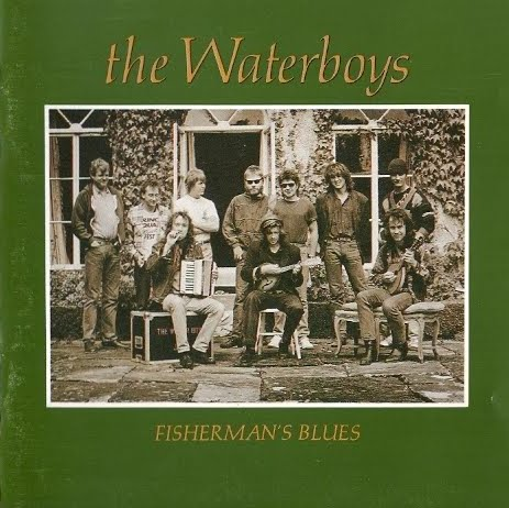 Video: Waterboys play &#8216;Fisherman&#8217;s Blues&#8217; live on Irish radio at Electric Picnic festival