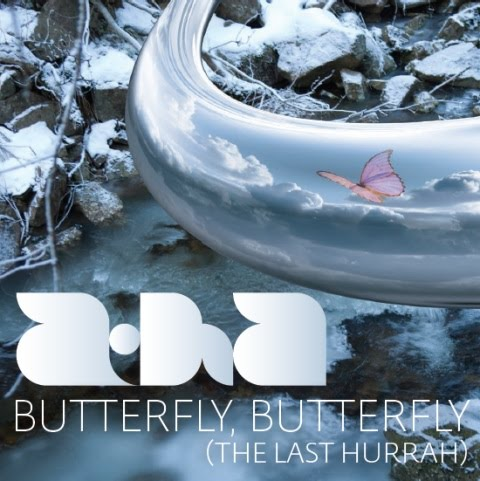 Video: a-ha's 'Butterfly, Butterfly (The Last Hurrah),' off '25: The Very Best Of'