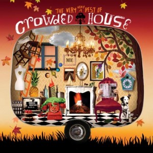 Contest: Win free copy of 'The Very Very Best of Crowded House' greatest hits CD
