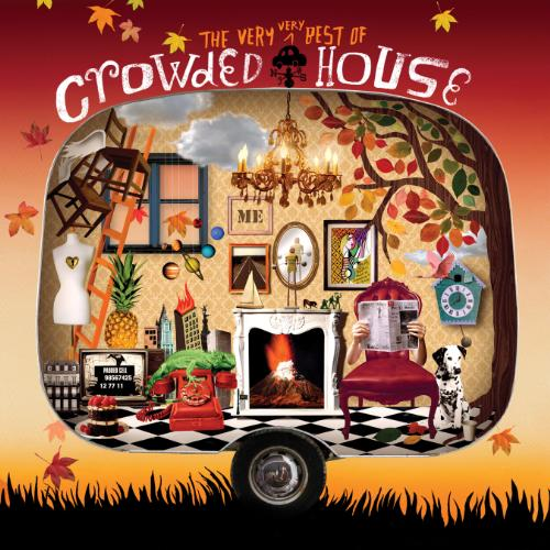 Crowded House to release 'The Very Very Best Of' in CD, expanded digital formats
