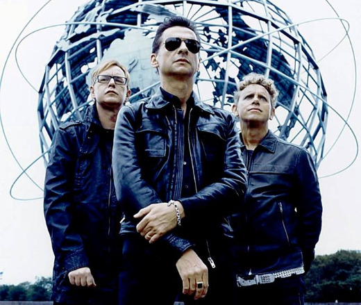 Depeche Mode 'Tour of the Universe' DVD and Blu-ray due this fall, remix CD rumored