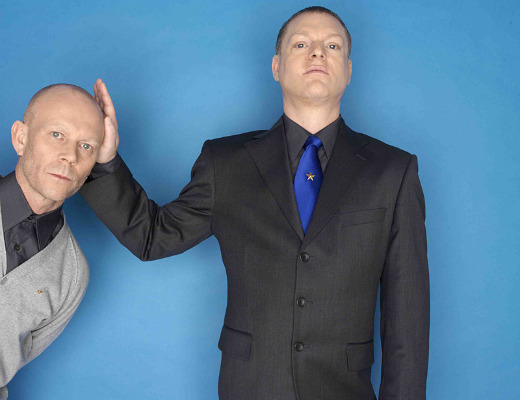 Erasure re-records 'A Little Respect,' sets 'Total Pop!' hits tour of U.K. forests