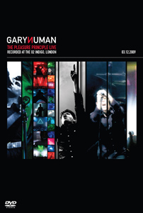 Gary Numan's 'The Pleasure Principle Live' captures 2009 London gig on CD, DVD