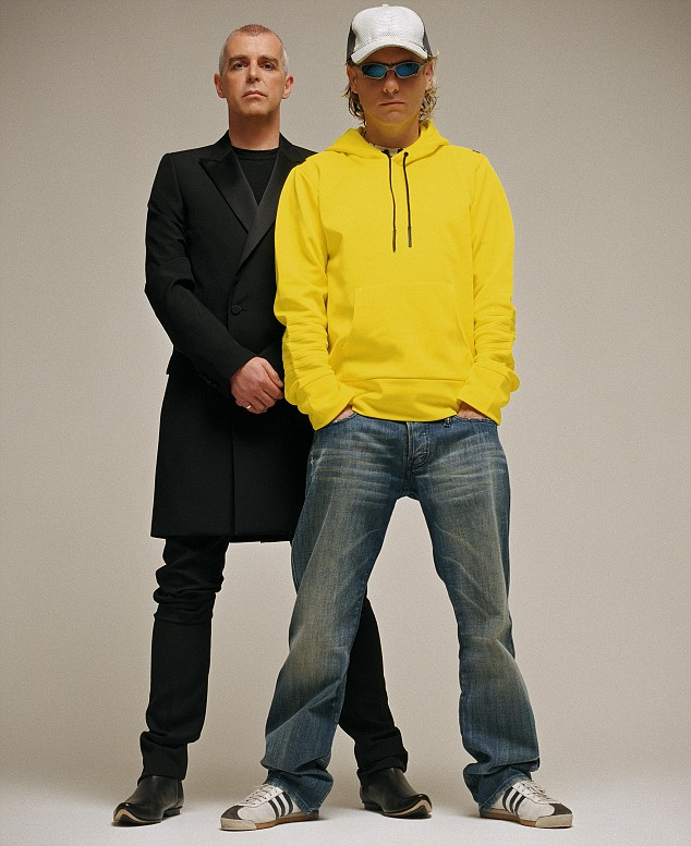 Pet Shop Boys cover Dave Clark Five, Kate McGarrigle on new 'Together' single