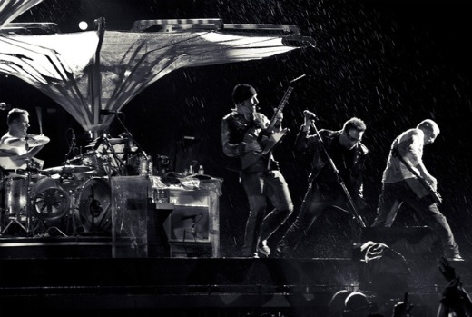 U2 preps 'Wide Awake in Europe' vinyl-only live EP, featuring debut of 'Mercy'