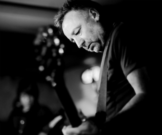 Peter Hook / Photo by Mark McNulty
