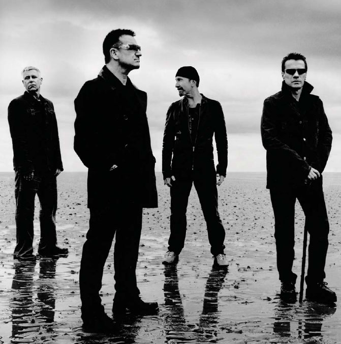 Stream: U2 & Soweto Gospel Choir, 'Amazing Grace/Where the Streets Have No Name'