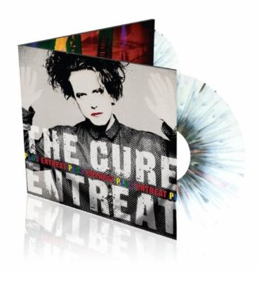 Video: Unpacking The Cure's 'Entreat Plus' limited-edition 2LP marble-vinyl set