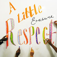 Video: Erasure, 'A Little Respect (HMI Redux)'