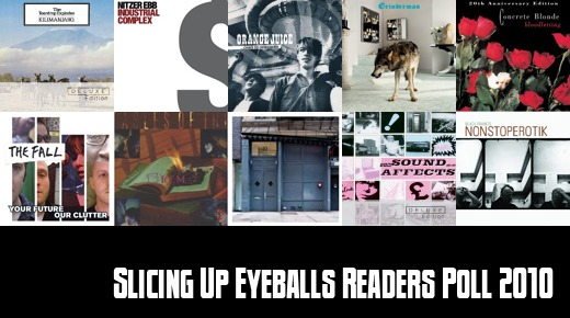 Slicing Up Eyeballs Readers Poll