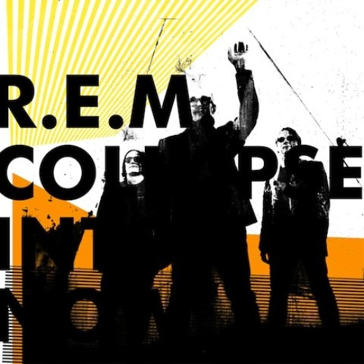 Stream R.E.M.'s 'Collapse Into Now' in full