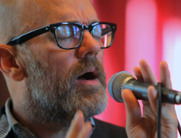 Video: R.E.M.'s 'Oh My Heart,' live in studio