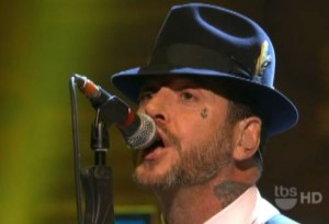 Video: Social Distortion plays 'Machine Gun Blues' on Conan to mark album release
