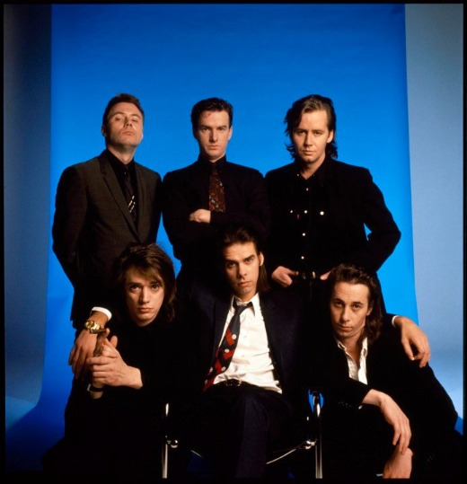 Nick Cave and the Bad Seeds, circa 1992