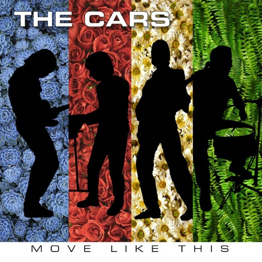The Cars reveal cover art for 'Move Like This,' first new album in 24 years, due May 10