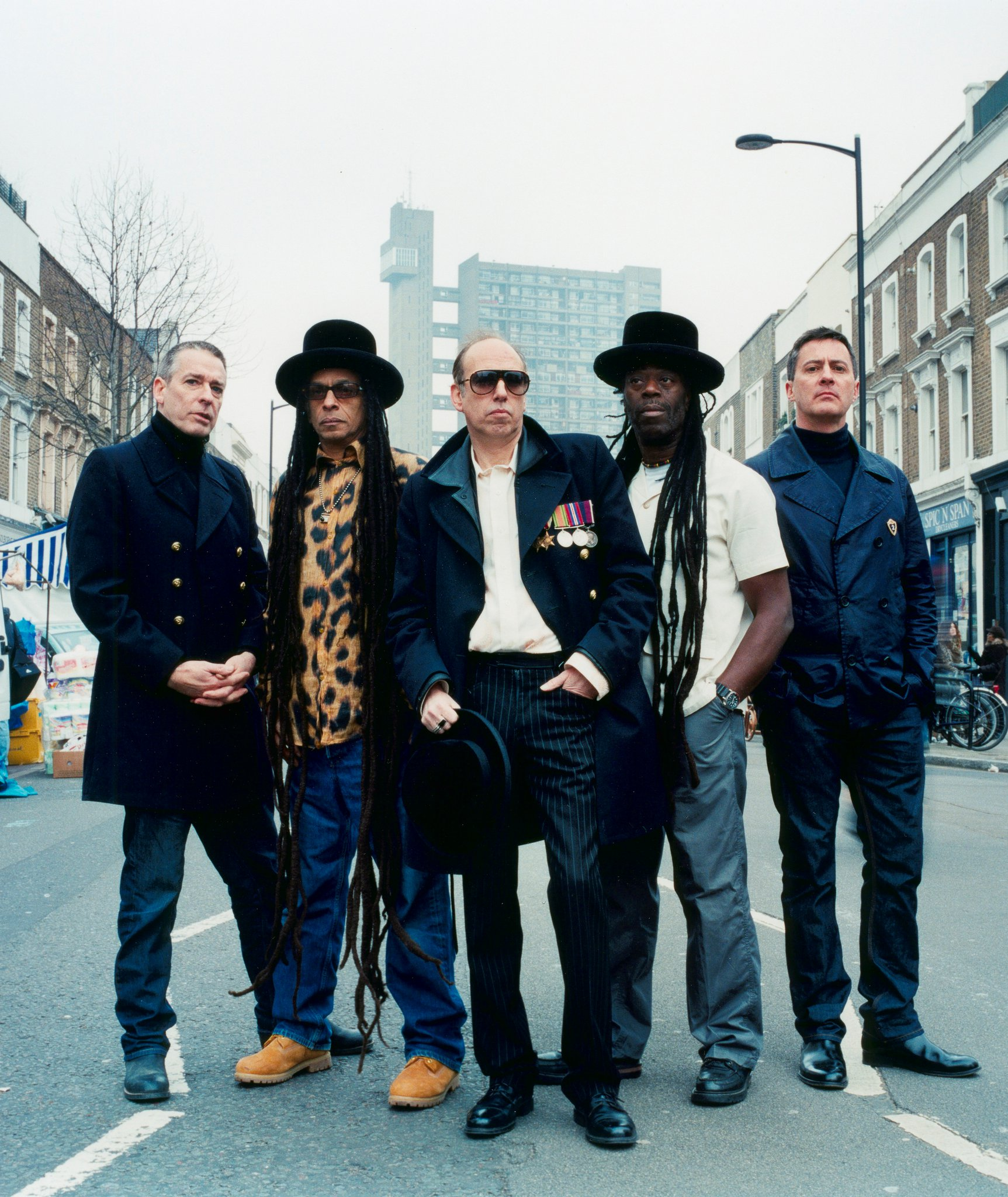 Video: Big Audio Dynamite debut 'Rob Peter Pay Paul' — first new song in 21 years
