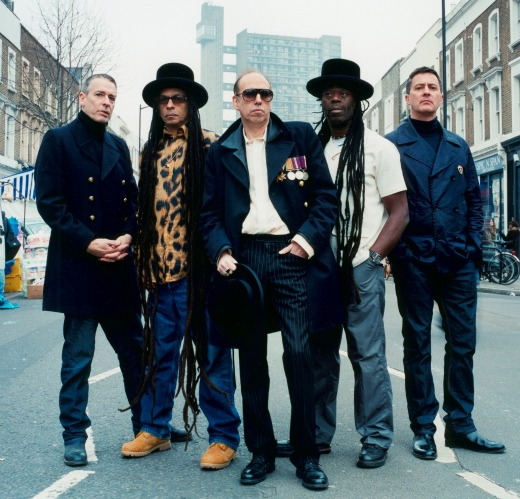 Big Audio Dynamite, circa 2011