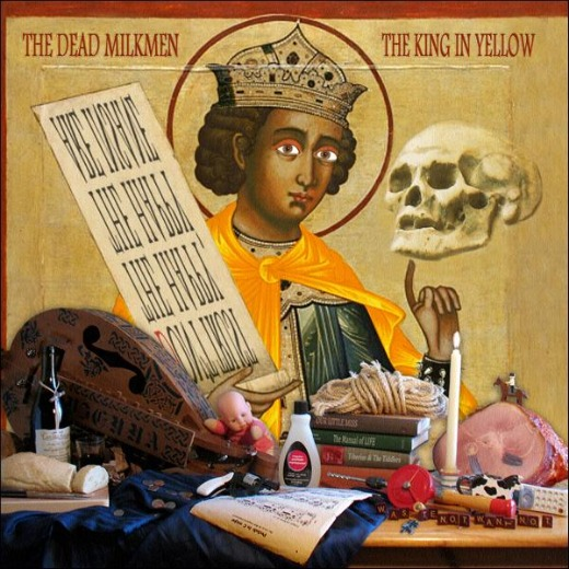 The Dead Milkmen today release 'The King in Yellow,' band's first new album in 15 years