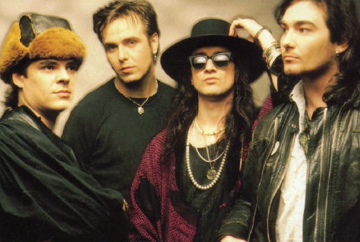 The Mission recording new album 'Jokerman' to coincide with 25th anniversary concert?