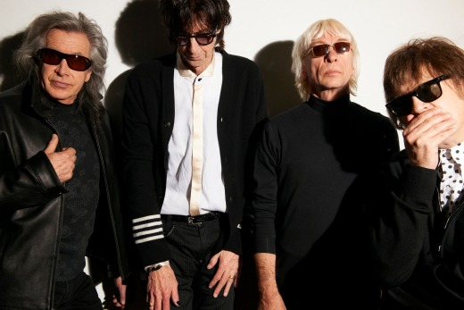 Video: The Cars, 'Free' — off 'Move Like This'
