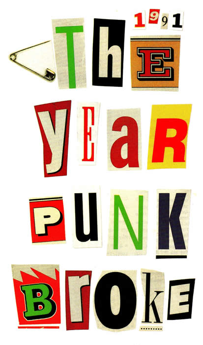'1991: The Yeaer Punk Broke'