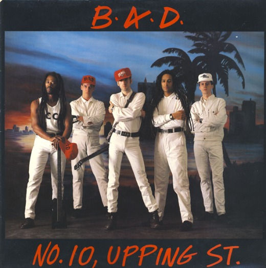 Big Audio Dynamite, 'No. 10, Upping St.'