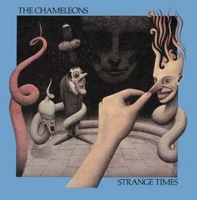 The Chameleons' Mark Burgess hosts 'Guest List' on Strangeways Radio tonight