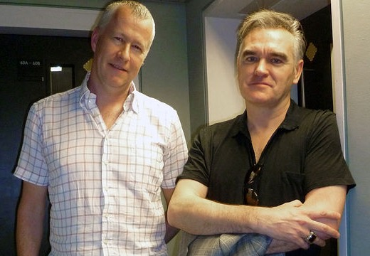 Audio: Morrissey on The Smiths, his upcoming memoir and British PM David Cameron