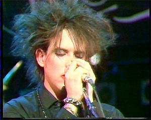 Milestones: The Cure's Robert Smith is 52 today; watch 'Top'-era TV performance