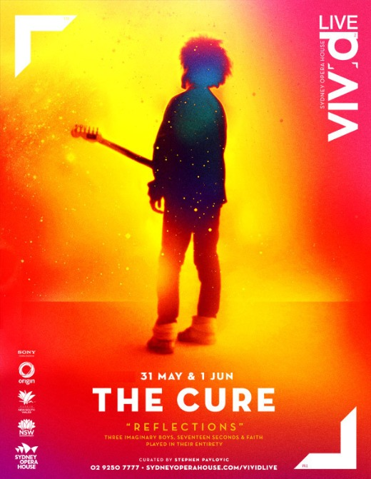 Video: The Cure plays 44-song 'Reflections' concert with Lol Tolhurst, Roger O'Donnell